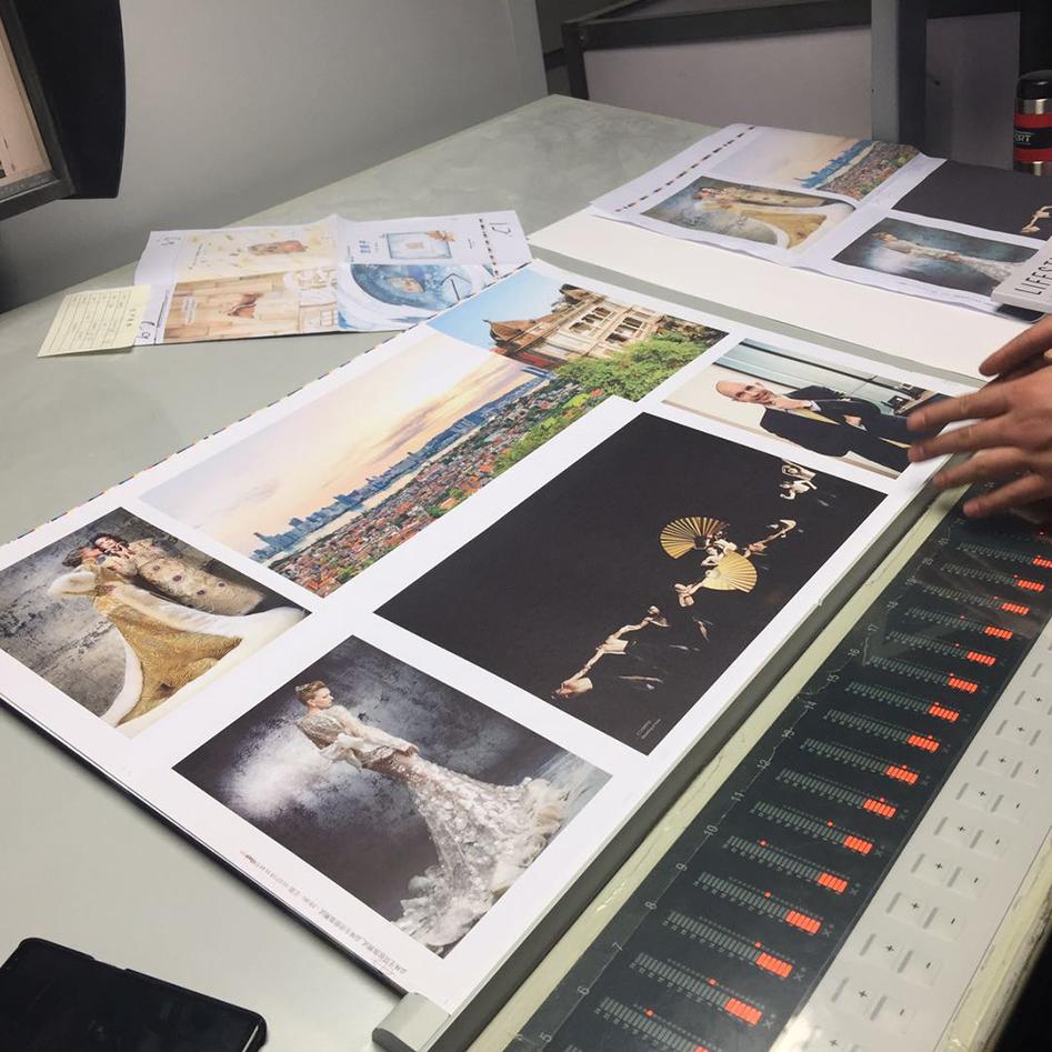北京印刷厂色彩管理系统